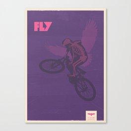 Fly Canvas Print