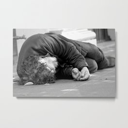 the other life Metal Print