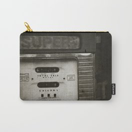 { super } Carry-All Pouch