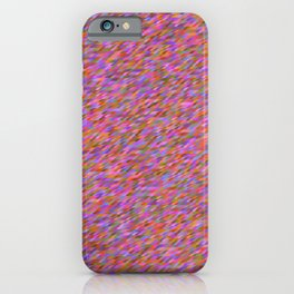 every color 027 iPhone Case