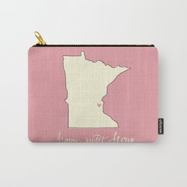 Home, Sweet Home - Twin Cities, MN Carry-All Pouch