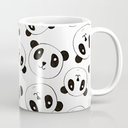 Panda Pattern Coffee Mug