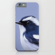 Pied Flycatcher iPhone 6s Slim Case