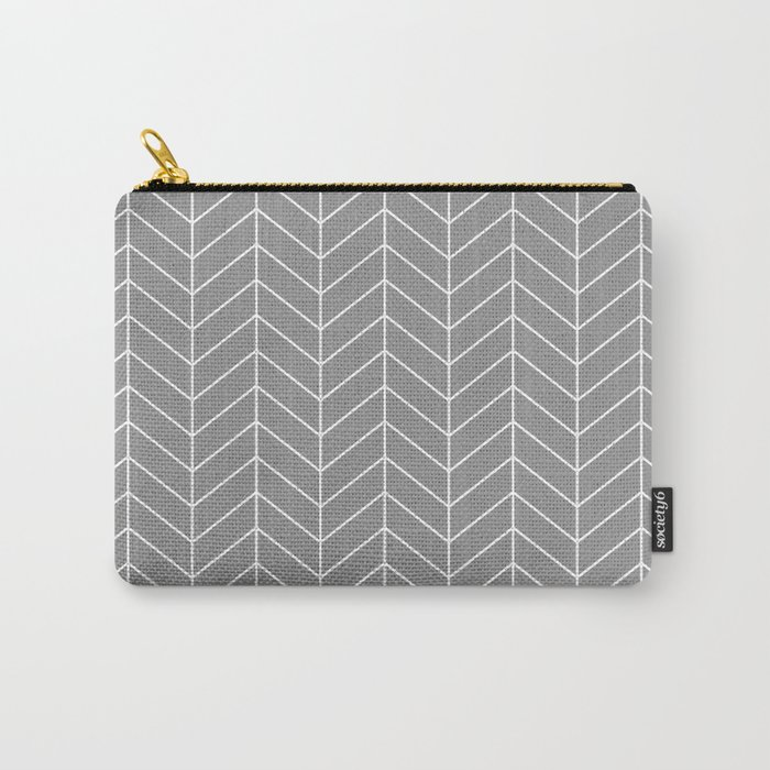 Grey Arrow Carry-All Pouch