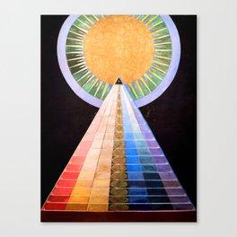 "Hilma af Klint ""Altarpiece No. 1"" Canvas Print"