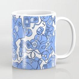 Technology! - Blue Coffee Mug