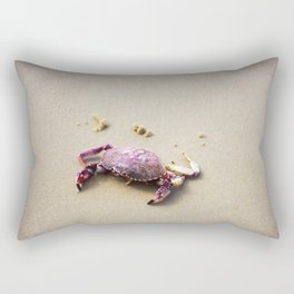 Cutie Crab Rectangular Pillow