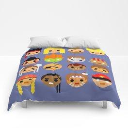 Street Fighter 2 Turbo Mini Comforters