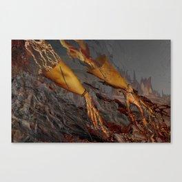 Mars' Arbor Canvas Print