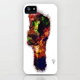 Timorous Orangutan iPhone Case