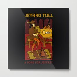A Song for Jeffrey Metal Print