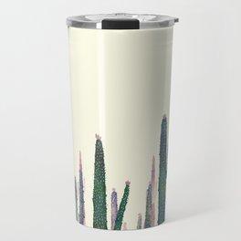 cactus water color Travel Mug