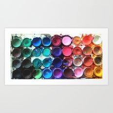 Just add Water Art Print
