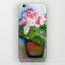 Vaso com flores V (Vase with flowers V) iPhone Skin