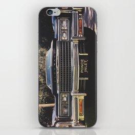 Natty Caddy iPhone Skin