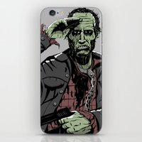 lil bub iPhone & iPod Skins featuring Bub by Nathan Jackson Artist