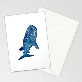Whaleshark Stationery Cards