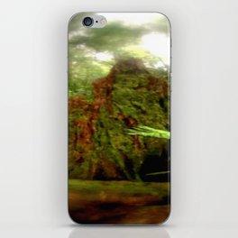 Stumped iPhone Skin