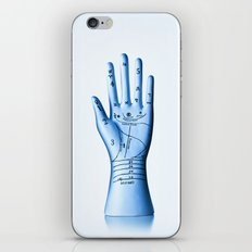 Fortune Hand iPhone Skin
