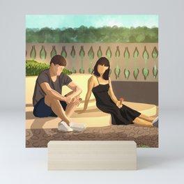 Normal People Mini Art Print