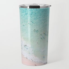 Beach Sunday Travel Mug