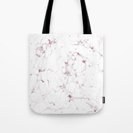 Ethnic lines on white Tote Bag