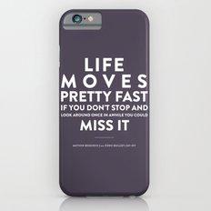 Life - Quotable Series iPhone 6s Slim Case