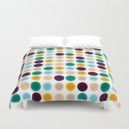 Colorful Vibes Duvet Cover