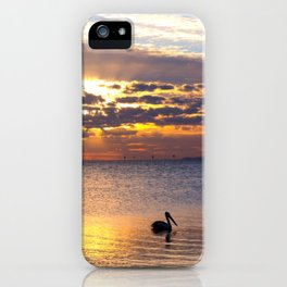 Early Bird iPhone Case