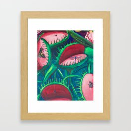 What's For Breakfast Framed Art Print