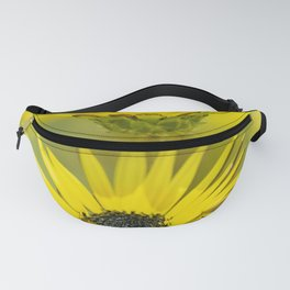 The beauty of yellow daisies Fanny Pack