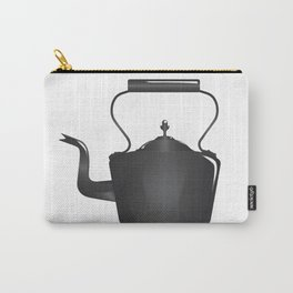 Victorian Black Kettle Carry-All Pouch