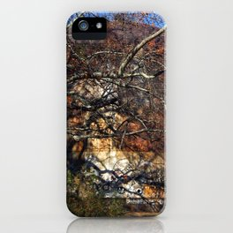 Rusted and Forgotten iPhone Case