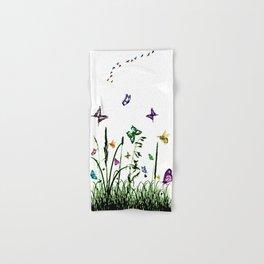 ALICE`S GARDEN Hand & Bath Towel