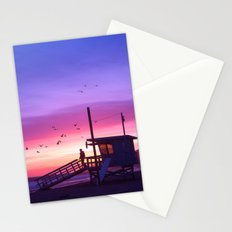 Sunset Tower Stationery Cards