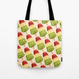 Popsicle Pattern - TropiPop Tote Bag