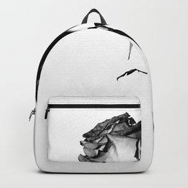 Single Rose Still Backpack