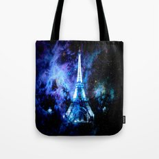 paRis galaxy dreams Tote Bag