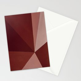 Abstract #8 Stationery Cards