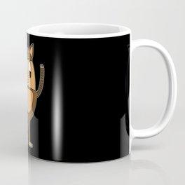Egg Cat Coffee Mug