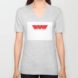 Weyland Corp Unisex V-Neck