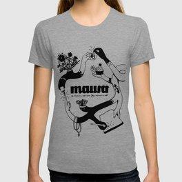 Sarah Tonin's Design for MAWA T-shirt
