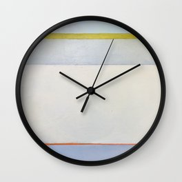 Mellow Wall Clock