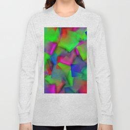 Softly cubism ... Long Sleeve T-shirt