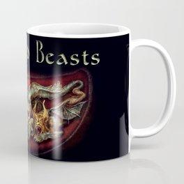 Skull And Beasts 2 Coffee Mug