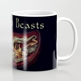 Skull And Beasts 2 Coffee Mug