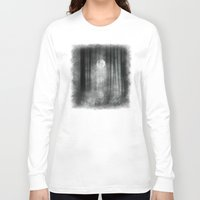 justin timberlake Long Sleeve T-shirts featuring Dark by Viviana Gonzalez