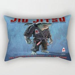 Ground Shark Rectangular Pillow