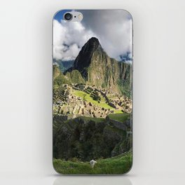 Machu Picchu, Peru iPhone Skin