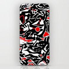 Rampage! iPhone & iPod Skin